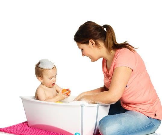 【奇哥】STOKKE® Flexi Bath™摺疊式浴盆