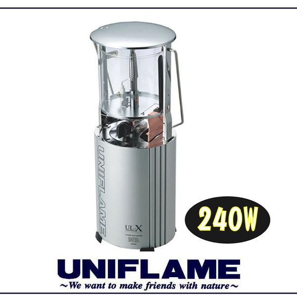 【UNIFLAME UL-X卡式瓦斯燈】620106/氣化燈/汽化營燈/野營燈/露營燈/提燈/掛燈