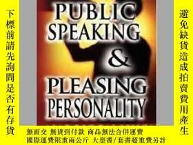 二手書博民逛書店Public罕見Speaking by Dale Carnegie (the author of How to W