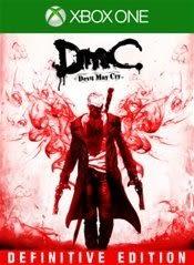 XBOXONE-DMC惡魔獵人 決定版 英文版 新品 PLAY-小無電玩