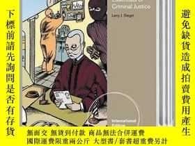 二手書博民逛書店Essentials罕見of Criminal JusticeY23583 Siegel, Larry IS
