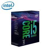 【Intel 英特爾】第八代 Core i5-8600K 六核心處理器