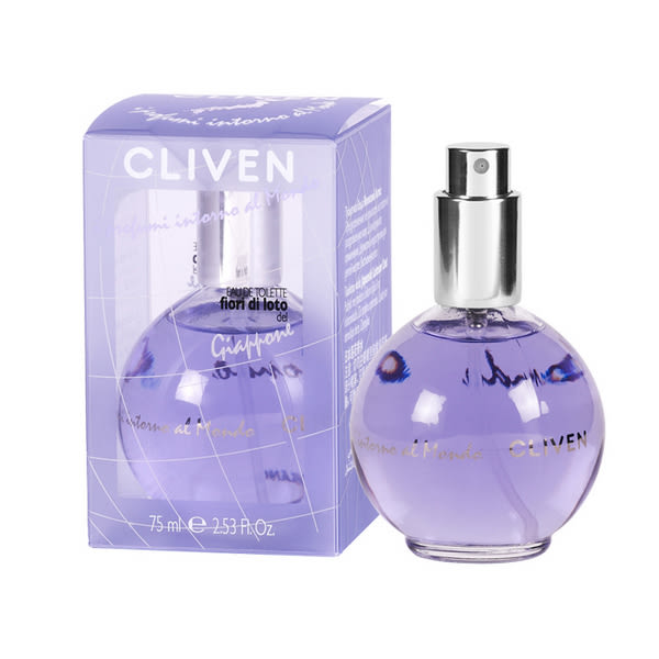 【CLIVEN 香草森林】日本水蓮花香水75ml(即期良品)