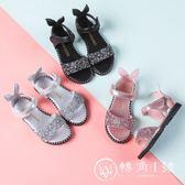 2018夏季新款女童涼鞋兒童小女孩沙灘鞋韓版女童公主鞋寶寶羅馬鞋