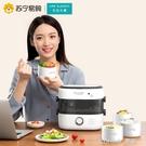 電熱飯盒保溫飯盒可插電加熱飯盒自動帶飯神器陶瓷蒸熱飯 樂活生活館