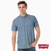 襯衫 短袖 男裝 / 牛仔 - Levis
