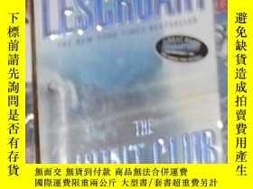 二手書博民逛書店英文原版罕見The Hunt Club by John Lesc