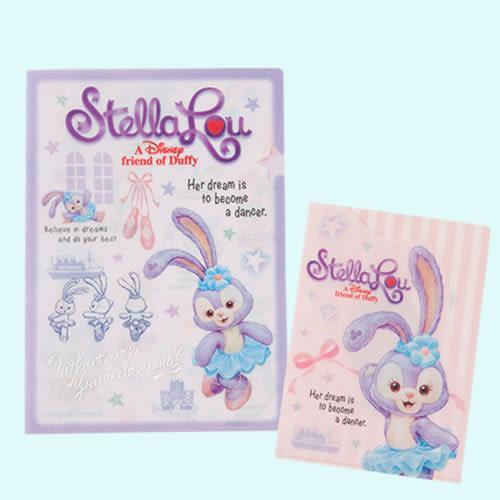 【漢博】史黛拉兔 L夾 附提袋 吊牌未拆 日本東京海洋迪士尼(代購)