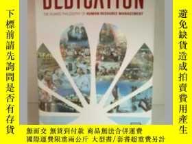 二手書博民逛書店Dedication罕見: The Foundations of