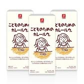 日本 CANYON 兒童咖哩塊150g(三入組)[衛立兒生活館]