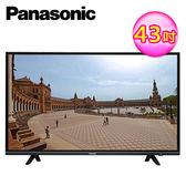 送基本安裝-【Panasonic 國際牌】43吋 4K 液晶電視 TH-43GX600W+視訊盒