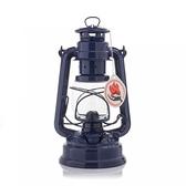 [好也戶外]FEUERHAND火手燈 Baby Special 276 古典煤油燈 鈷藍(烤漆) No.276-BLAU