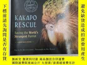 二手書博民逛書店Kakapo罕見Rescue: Saving the World
