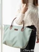 環保袋購物袋手提側背大包環保袋子收納包包2020新款潮斜挎包女百搭榮耀 新品
