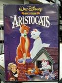 挖寶二手片-B54-正版DVD-動畫【貓兒歷險記】-迪士尼(直購價) 海報是影印
