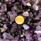【Ruby工作坊】NO.2NPU中號天然紫水晶600G碎石(加持)【紅磨坊】