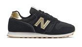 New Balance 女款黑色復古休閒鞋-NO.WL373FB2