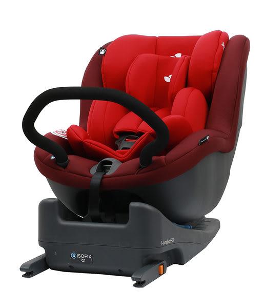 奇哥 Joie ISOFIX 兒童安全汽座(安全座椅) 0-4歲-紅[衛立兒生活館]