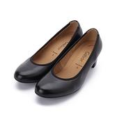 德國 GABOR 平滑素面高跟鞋 黑 55.380.27 女鞋