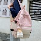 可愛書包女INS韓版高中學生軟妹日系初中生小學生大容量雙肩背包 傑森型男館