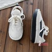 娃娃鞋 單鞋女皮日系森女春季大頭娃娃鞋厚底防滑手工縫製休閒鞋女 2色35-40