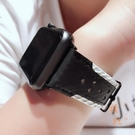 iwatch錶帶真皮表帶apple watch1/2/3代【橘社小鎮】