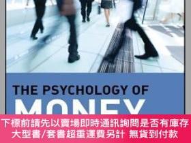 二手書博民逛書店預訂The罕見Psychology Of Money: An Investment Manager S Guide