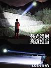 頭燈LED頭燈強光充電超亮頭戴式夜釣魚超...