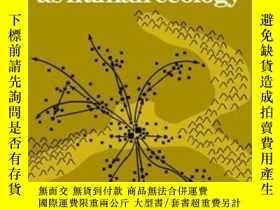 二手書博民逛書店Archaeology罕見As Human Ecology: M