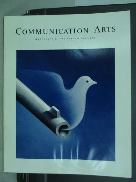 【書寶二手書T7/藝術_QXY】Communication arts_1993/3-4