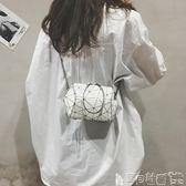 貝殼包 包包女潮韓版不規則貝殼包百搭鏈條單肩斜背包 寶貝計畫