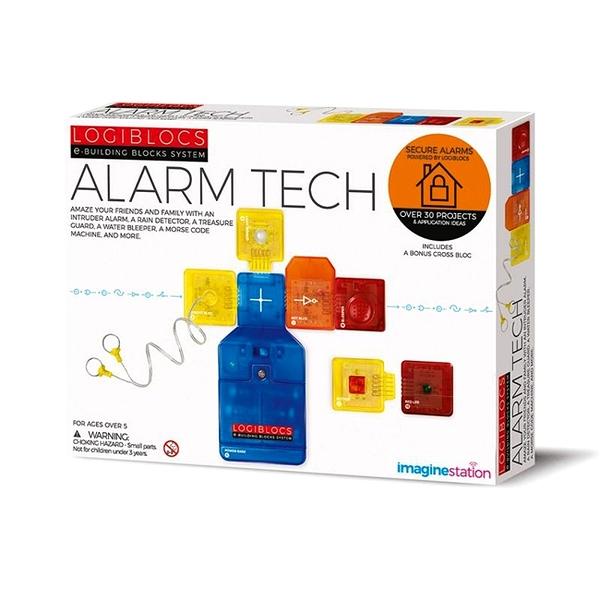 【邏輯積木】06804 警報科技 Alarm Tech