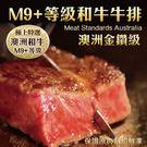 【海肉管家-全省免運】金鑽級澳洲產日本等級M9+和牛牛排X8包(200g±10%/包)