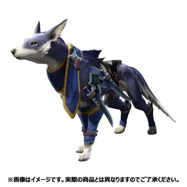 現貨 NS Amiibo 魔物獵人 崛起 隨從加爾克 隨從艾路 3/26發售