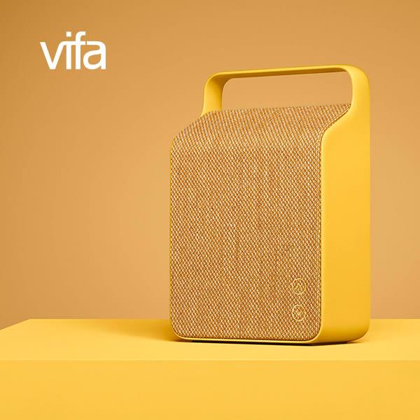 丹麥 Vifa OSLO 藍芽喇叭 北歐時尚簡約 金屬提把 高解析 Hi-Fi 攜帶型 藍芽音響