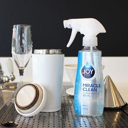 日本 P&G JOY 泡沫洗碗噴霧 300ml 洗碗 清潔劑 清潔 廚房 洗碗精