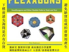 二手書博民逛書店Fantastic罕見Flexagons: Hexaflexag