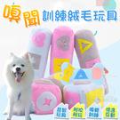 【正/長方形】嗅聞訓練絨毛玩具 嗅聞墊 嗅聞玩具 寵物玩具 訓練玩具 寵物訓練玩具 互動玩具