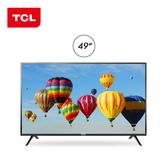 TCL 49S6500 49吋 HDR Android 液晶電視 液晶顯示器 液晶 螢幕 顯示器 電視 三年保固