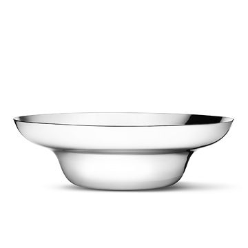 丹麥 Georg Jensen Alfredo Salad Bowl Stainless Steel 艾爾菲雷多 不鏽鋼 沙拉碗