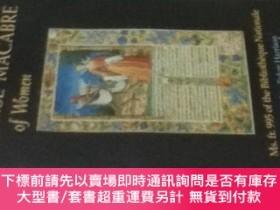 二手書博民逛書店英文)女性の死の舞踏罕見The Danse Macabre of Women: Ms. fr. 995 of th