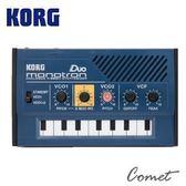 【合成器】【小新的樂器館】【Korg monotron DUO】【 經典類比震盪器】