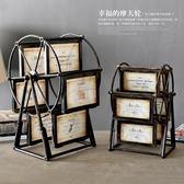 復古創意摩天輪仿金屬相框