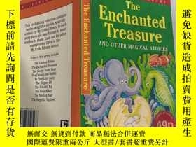 二手書博民逛書店the罕見enchanted treasure 魔法寶藏Y200392