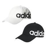 Adidas 愛迪達 帽子 黑 白 運動帽 老帽 六分割 經典棒球帽 6-Panel Cap 運動帽 電繡 ED0318 ED0319