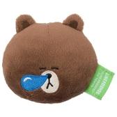 LINE 臉型磁鐵 熊大 02_ TA28275