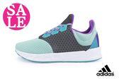Adidas女段/大童 Falcon elite 5 xj 配色 透氣 慢跑鞋 休閒鞋 O9320#綠色◆OSOME奧森童鞋 零碼出清