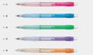 【奇奇文具】PILOT H-185N(SL) 透明 彩色自動鉛筆  (單支)