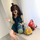 斜背包 男童包包小包潮斜背帥氣韓版兒童胸包可愛小恐龍戶外出游女孩背包 韓國時尚週