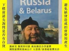 二手書博民逛書店Lonely罕見Planet 孤獨星球旅遊指南 Russia & Belarus俄羅斯與白俄羅斯Y336851